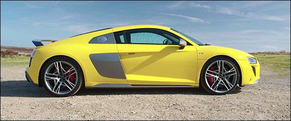 Video: Carfection test de Audi R8 V10 Performance (2019)