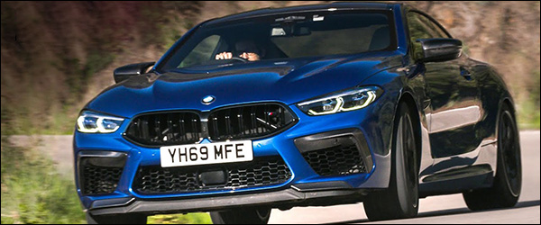 Video: Carfection test de BMW M8 Competition (2019)