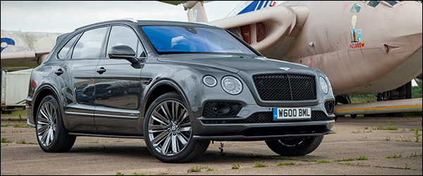 Video: Carfection test de Bentley Bentayga Speed (2020)