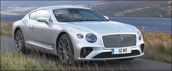 Video: Carfection test de Bentley Continental GT (2018)