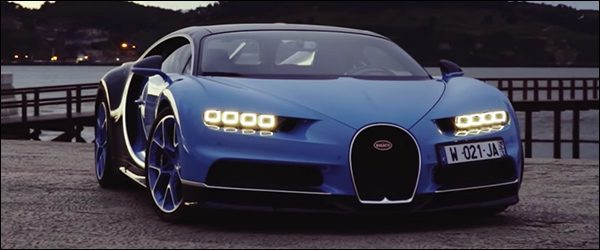 Video: Carfection test de Bugatti Chiron