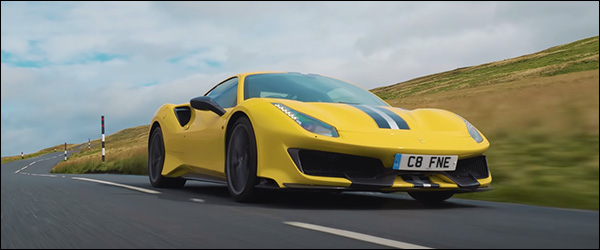 Video: Carfection test de Ferrari 488 Pista (2020)