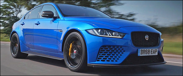 Video: Carfection test de Jaguar XE SV Project 8 Touring (2019)