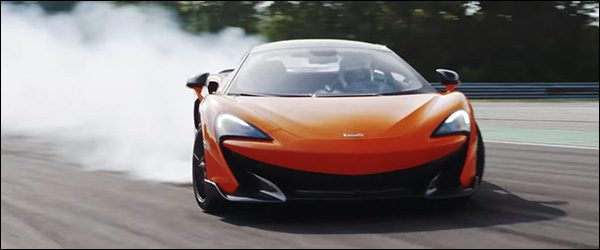 Video: Carfection test de McLaren 600LT Coupe (2018)