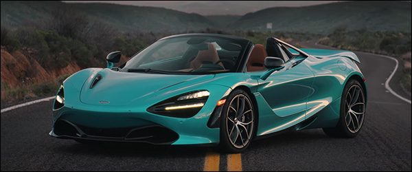 Video: Carfection test de McLaren 720S Spider (2019)