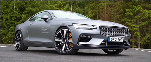 Video: Carfection test de Polestar 1 (2019)