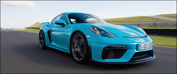 Video: Carfection test de Porsche 718 Cayman GT4 en 718 Boxster Spyder (2019)