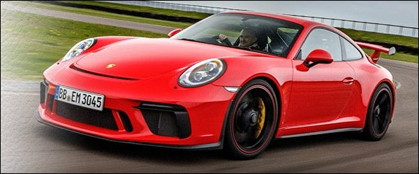 Video: Carfection test de nieuwe Porsche 911 (991.2) GT3