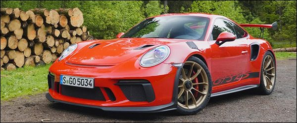 Video: Carfection test de Porsche 911 GT3 RS (2018)