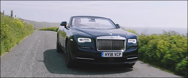 Video: Carfection test de Rolls Royce Dawn (2018)