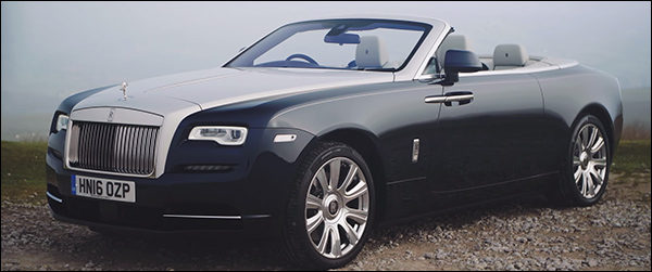 Video: Carfection test de Rolls Royce Dawn