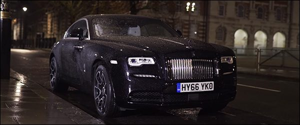 Video: Carfection test de Rolls Royce Wraith Black Badge