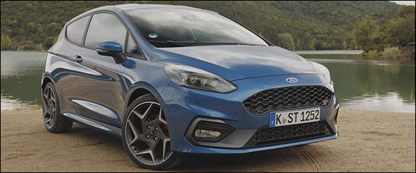 Video: Carfection test de nieuwe Ford Fiesta ST (2018)