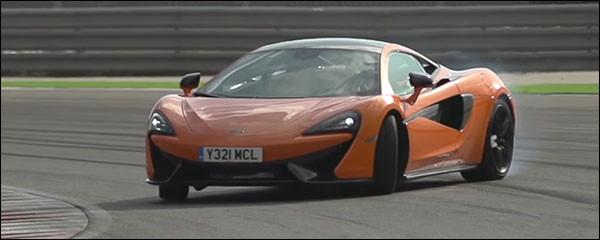 Video: Chris Harris test de McLaren 570S