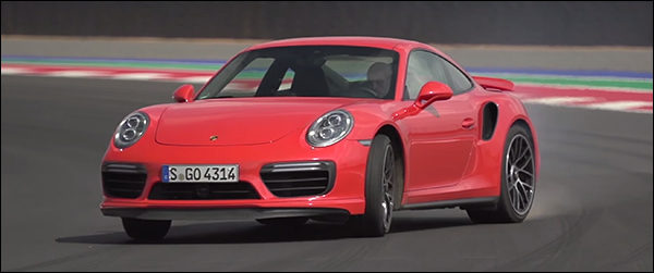 Video: Chris Harris test de Porsche 911 Turbo S (991.2)