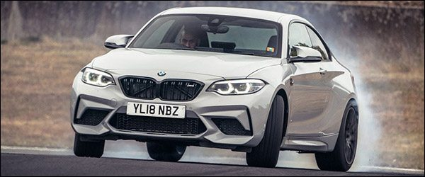 Video: Chris Harris test de BMW M2 Competition (2018)