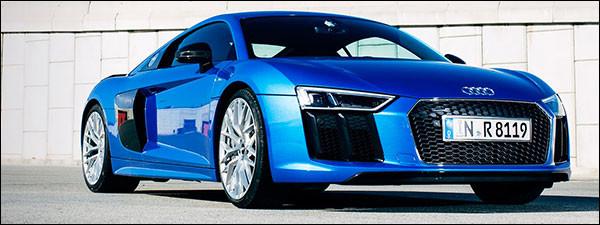 Video: EVO test de nieuwe Audi R8 Plus