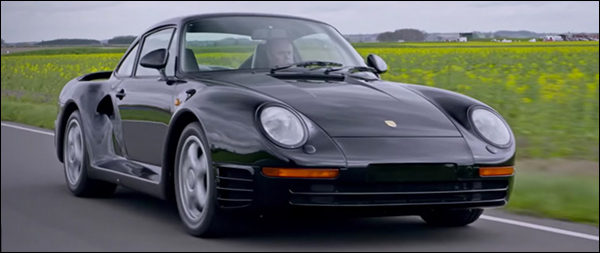 Video: EVO test de Porsche 959