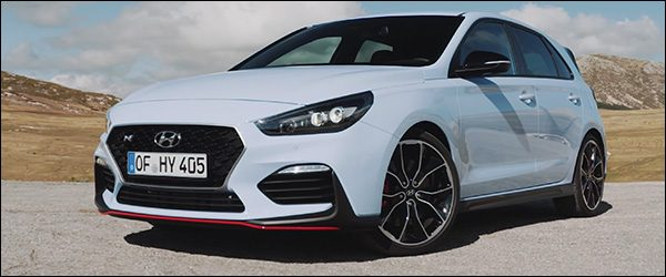 Video: EVO test de Hyundai i30 N