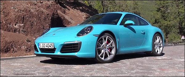 Video: EVO test de gefacelifte Porsche 991 Carrera S