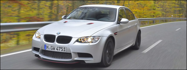 EVO Video: BMW M3 CRT scheurt over de 'Ring