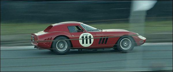Video: Ferrari 250 GTO gaat hard op Zandvoort