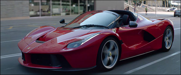 Video: Ferrari LaFerrari Aperta in actie