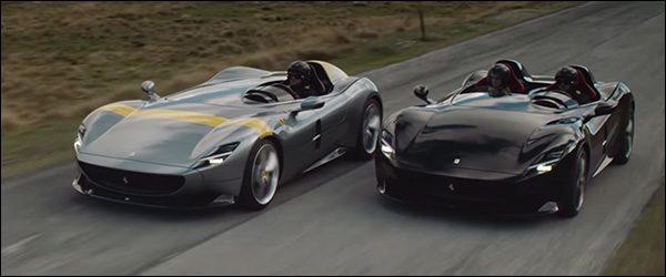 Video Ferrari eert Enzo Ferrari 2019
