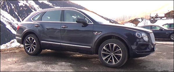 Video: Harry Metcalfe test de Bentley Bentayga W12