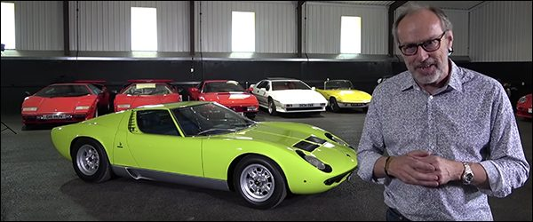Video: Harry Metcalfe test de Lamborghini Miura (1966)