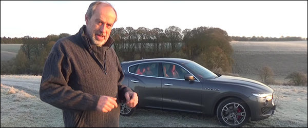 Video: Harry Metcalfe test de Maserati Levante V6 Diesel