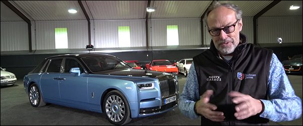 Video: Harry Metcalfe test de Rolls Royce Phantom (2018)