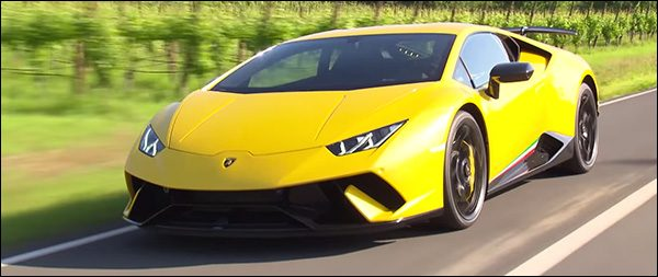 Video: Pistonheads, AutoMoto, AutoWeek en Mr JWW testen de Lamborghini Huracan Performante