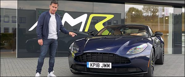 Video: Lovecars test de Aston Marton DB11 AMR (2018)