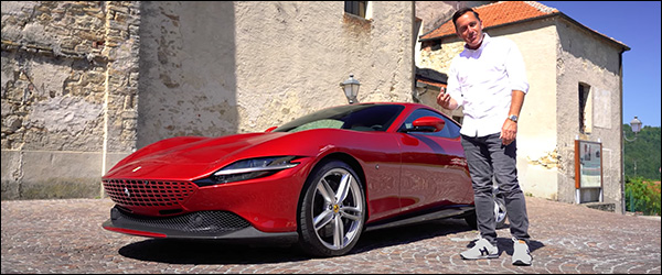 Video: Lovecars test de Ferrari Roma (2020)