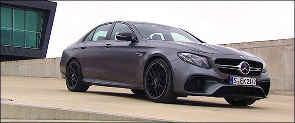 Video: Carfection test de Mercedes-AMG E63 S 4MATIC
