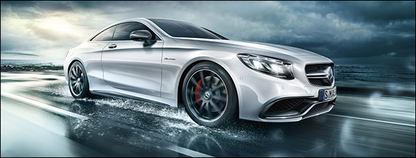 Video: Mercedes S63 AMG Coupe in actie