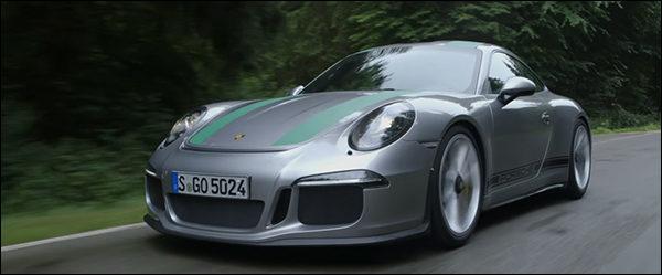 Video: Motor Trend test de Porsche 911 R