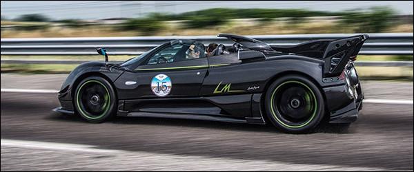Video: Pagani Zonda 760 LM Roadster maakt heerlijk kabaal