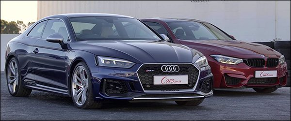 Poll: Audi RS5 Coupe vs BMW M4 Competition Pack