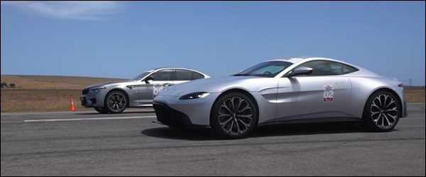 Poll: BMW M5 Competition vs Aston Martin V8 Vantage (2019)