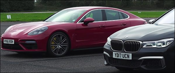 Poll: BMW M760Li xDrive vs Porsche Panamera Turbo