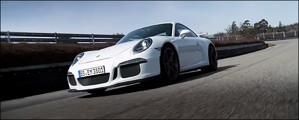 Video: Porsche 991 GT3 lofzang