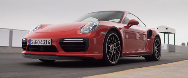 Video: EVO test de gefacelifte Porsche 991 Turbo S - Dan Prosser