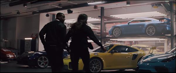 Video: The Heist - Porsche (2020)