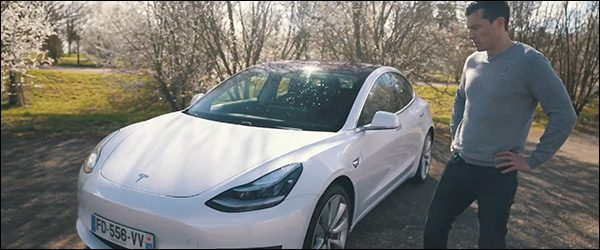Video: CarWOW test de Tesla Model 3 (2019)