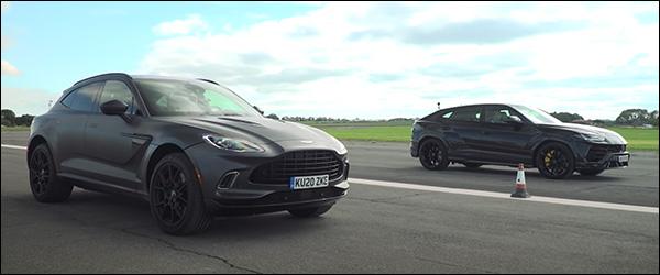 Poll: Aston Martin DBX vs Lamborghini Urus (2020)