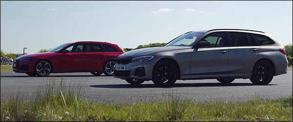 Poll: Audi RS4 Avant vs BMW M340i Touring (2020)