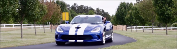 Viper Collection Texas Couple eGarage