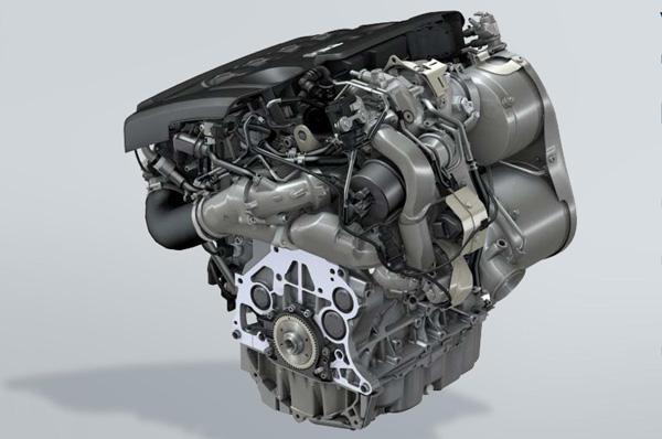 Volkswagen 2.0 TDI elektrische turbo 272 pk